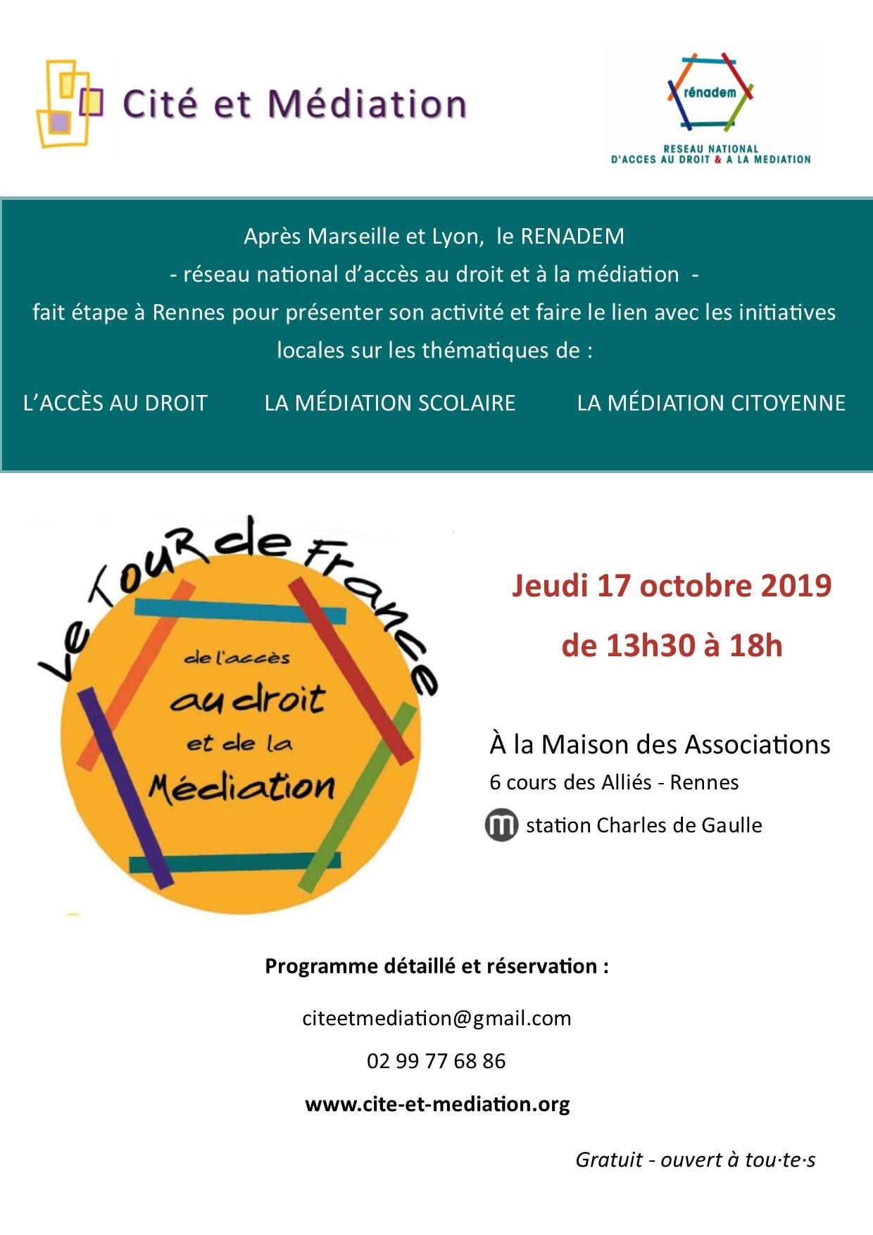 Tour de France RENADEM_Rennes_10.2019_AFFICHE_jpeg